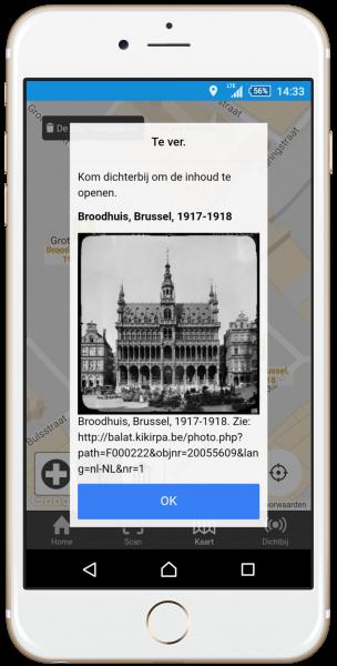 ErfgoedApp Duitse Negatieven Brookhuis Brussel