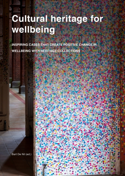 Cover Cultural heritage for wellbeing