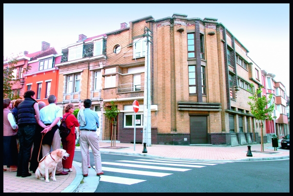 Art Deco in Ronse