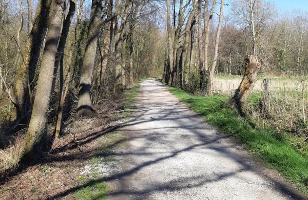 Historisch Landschap Wetteren Wichelen in de ErfgoedApp (c)IOED Schelde-Durme