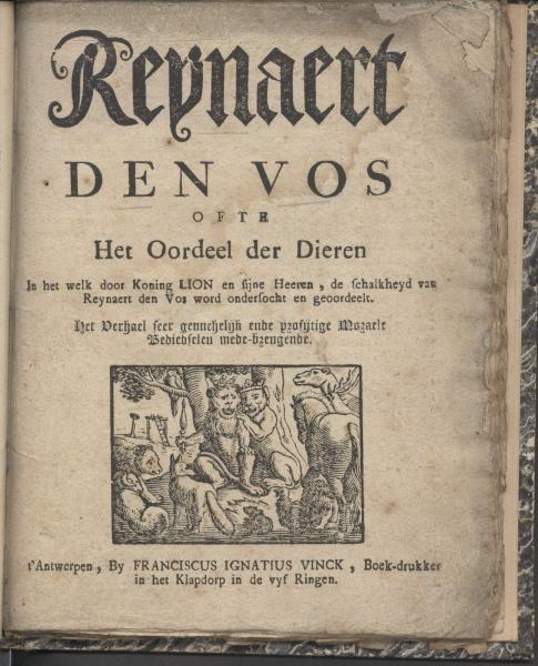 Citaten Uit Reinaert De Vos : Tricky reinaert over de bekendste vossenstreken ter