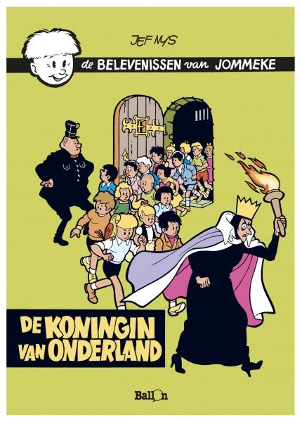 Stripheld Met Een Missie Jommeke Faro Vlaams Steunpunt Voor