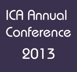 ICA Annual Conference 2013