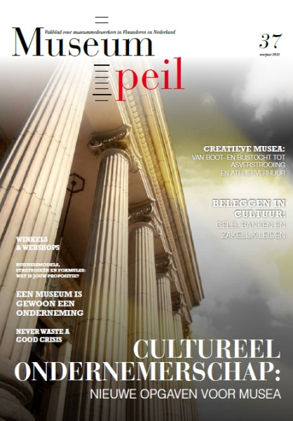 Museumpeil 37 Cover