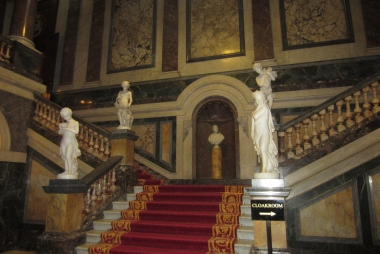 Entrance of the Goldsmiths' Hall