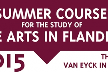 Summer Course for the Study of the Arts in Flanders