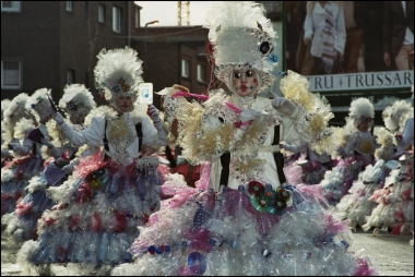 Foto: Aalst Carnaval. Anndegeest via Wikimedia Commons, CC BY-SA 3.0