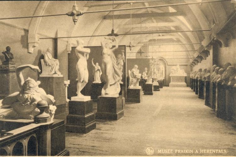 Musée Fraikin (c) Stadsarchief Herentals