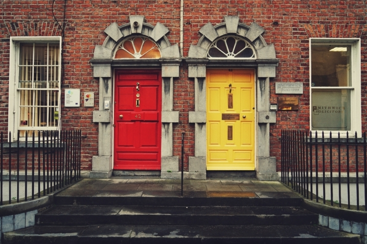 Dublin. Foto: Robert Anasch via Unsplash