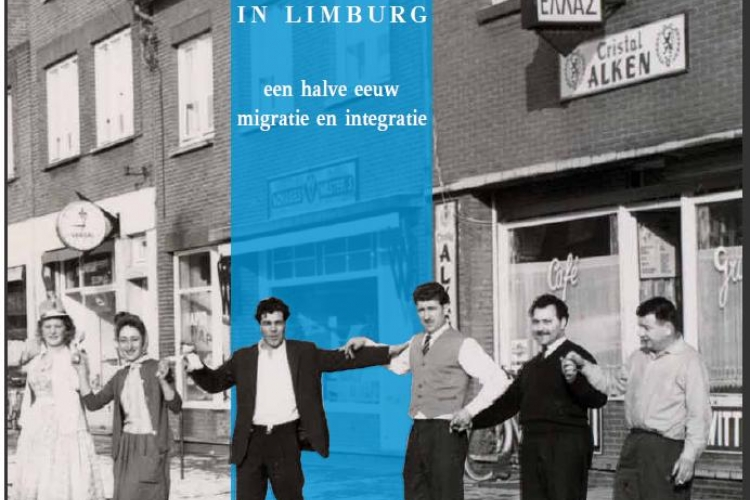 cover boek 'Grieken in Limburg'