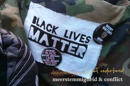 Black Lives Matter. Peter Burka via Flickr.com, CC BY-NC-ND